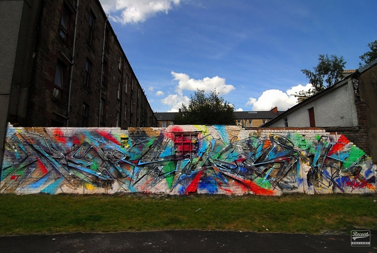 Persuesia Poesia and Persue Collaboration Glasgow Ireland